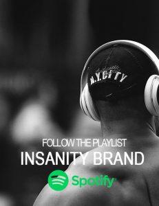 Insanity Spotify